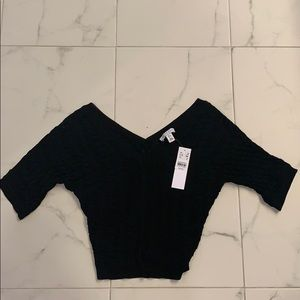 Topshop knit shirt